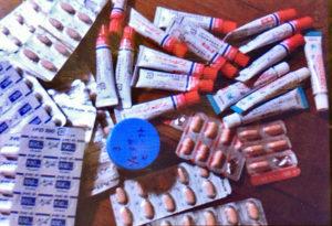 アトピーステロイド塗り薬
